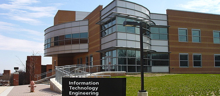 UMBC Information Technology and Engineering building