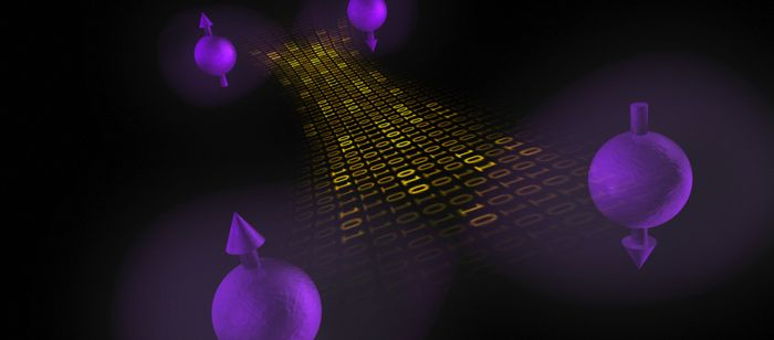 "Classical computers use binary ""bits"" of ones and zeros. Quantum computers encode such bits in physical systems where we can also harness the quantum mechanical properties and obtain a more powerful system of quantum bits, or qubits. Thanks to the amazing rules of quantum mechanics, qubits can be in a ""superposition"" of zero and one simultaneously."