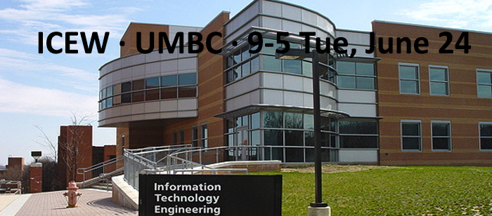 UMBC's Information Technology and Engineering Building